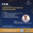 CURSO ALIMENTACIÓN Y NUTRICIÓN CON CULTIVO AUXILIARES ACUI504-2021